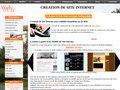 Création en ligne de site Internet gratuitement
