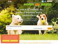 Animal Futé, échange de garde d'animaux entre particuliers
