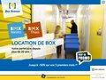 Détails : Boxavenue, un garde meuble à Paris
