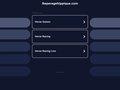 reperage hippique