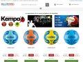 Vente en ligne de Ballons de Hand