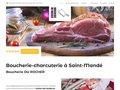 Détails : La boucherie du rocher, votre charcutier à Saint-Mandé