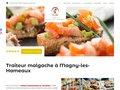Détails : Îles en fêtes : service traiteur à Magny-les-Hameaux
