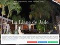 Détails : Location bungalow avec jacuzzi à Saint-Paul, La Réunion