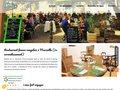 Détails : Cuisine africaine à Marseille - Marafiki restaurant Coin Tropical