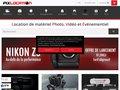 Détails : Pix-location: tout l'équipement photo en location