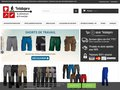 Détails : Vêtements de travail pour pros et particuliers