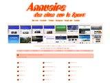 Annuaire des sites sur le Sports