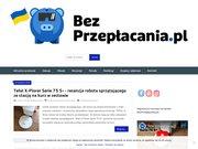 BezPrzepłacania.pl - Blog o sprytnym oszczędzaniu