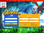 Gra przeglądarkowa pokemon PokeWalki.pl