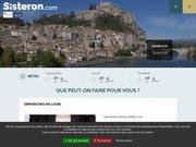 Office de Tourisme de Sisteron