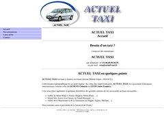 Détails : Actuel Taxi