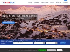 Détails : Location Ski Plagne Centre Intersport