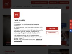 Détails : MBA Ressources Humaines, Tourisme, Communication Marketing - Ipac e-learning