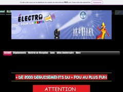 Détails : electro-fun