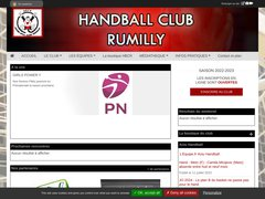 Détails : Hand ball Club de Rumilly