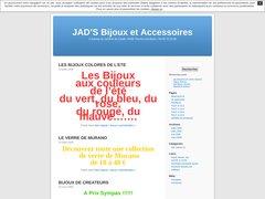 Détails : JAD'S bijoux et accessoires