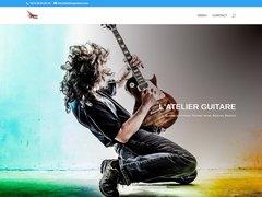 Détails : L'atelier Guitare - Cours de guitare et basse