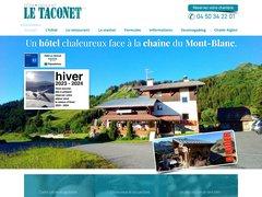 Détails : Hôtel ** restaurant Le Taconet
