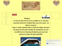 Détails : Chalet La Bergerie
