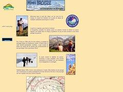 Détails : Mireil Brouze Accompagnateur en montagne