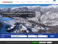 Détails : Location Ski Montalbert La Plagne Intersport