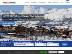 Détails : Location Ski Montchavin La Plagne Intersport