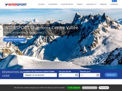 Détails : Location Ski Chamonix Nord Intersport