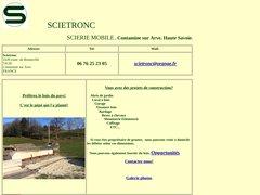 Détails : Scietronc Scierie mobile