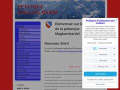 Détails : Pétanque Maglancharde
