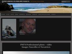 Détails : Photographe professionnel et pilote de drone