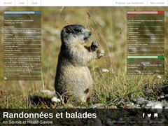 Détails : Randonnées et balades en Savoie et Haute-Savoie