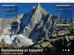 Détails : Randonnées en Savoie et Haute-Savoie