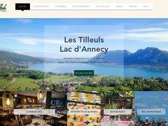 Hotel les Tilleuls Saint-Jorioz