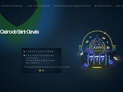 Détails : Casino de Saint-Gervais