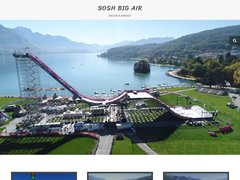 Sosh Big Air Annecy