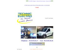 Détails : Dépannages Technic Electro