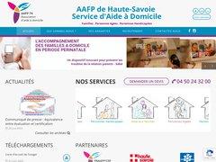 Détails : AAFP74 Association de l'Aide Familiale Populaire de Haute Savoie