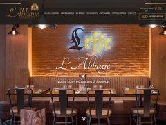 Détails : Brasserie L'Abbaye - Annecy