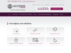 Access Diffusion