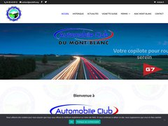 Automobile Club du Mont-Blanc / ACMB 74