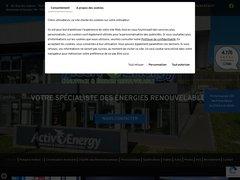Détails : Activ Energy, PAC AIR AIR Haute Savoie 74