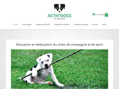 Détails : Activ'dogs du Genevois