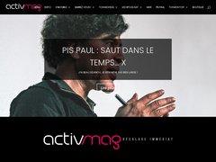 ActivMag Magazine féminin beauté, mais pas que !