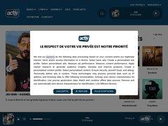 Détails : Activ Radio - Radio musicale de la Loire