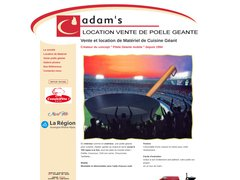 Adams Location Vente