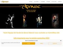 Détails : Adansé Ecole de danse et percussions Pringy
