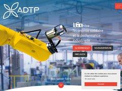 Détails : ADTP : Association Départementale pour le Travail