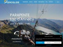 Détails : Parapente Annecy Aéroslide