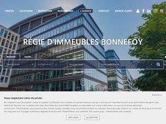 Détails : Agence immobilière Bonnefoy à Lyon.